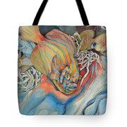 It Is Sunny Down There Tote Bag