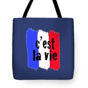 It Is The Life Tote Bag