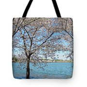It Must Be Spring In Washington Tote Bag