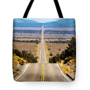 It Only Goes East Tote Bag