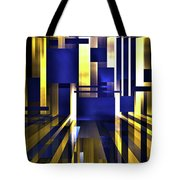 Where The Light Exists Tote Bag