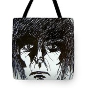 It Takes A Worried Man Tote Bag by Judith Redman