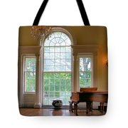 It Was Colonel Mustard In The Conservatory With The  Tote Bag