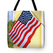 It Will Fly Until They All Come Home Tote Bag