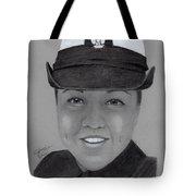 It3 Caitlin Elizabeth Trask Usn  Tote Bag