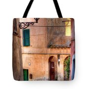 Italian Alley Tote Bag