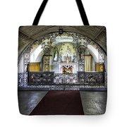 Italian Chapel Interior Tote Bag
