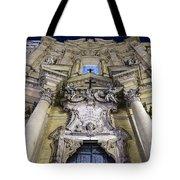 Italian Church Tote Bag