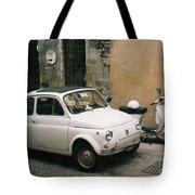 Italian Classic Commute  Tote Bag