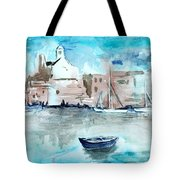Italian Coast  Tote Bag
