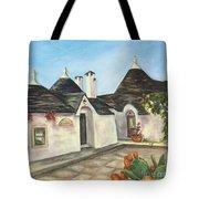 Italian Farmhouses  Tote Bag