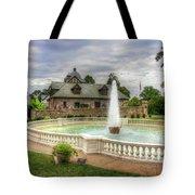 Italian Fountain Maymont  Tote Bag