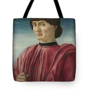 Italian Renaissance Portrait Painter Tote Bag