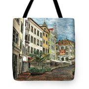 Italian Village 1 Tote Bag