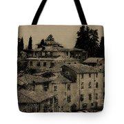 Italian Villas Tote Bag