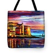 Italy - Liguria Tote Bag