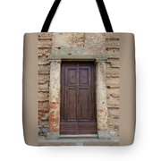 Italy - Door Nineteen Tote Bag