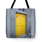 Italy - Door Three Tote Bag