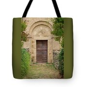 Italy - Door Twenty Five Tote Bag