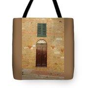Italy - Door Twenty One Tote Bag