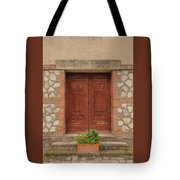 Italy Door - Twenty Six  Tote Bag