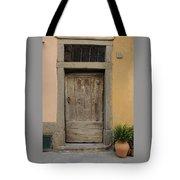 Italy - Door Twenty Three Tote Bag