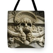 Italy, Florence, Deatil From San Tote Bag