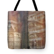 Italy, Florence, Duomo And Campanile Tote Bag