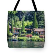 Italy Home Tote Bag