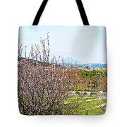 Italy In Spring Tote Bag