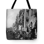Italy: Naples, C1904 Tote Bag
