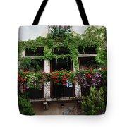 Italy Veneto Marostica Main Square Tote Bag