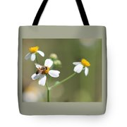 Its A Bee's World Tote Bag