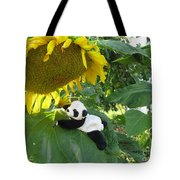 It's A Big Sunflower Tote Bag