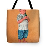 It's A Hot Day - Es Un Dia Caliente Tote Bag