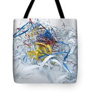 It's A New Day 05 Tote Bag