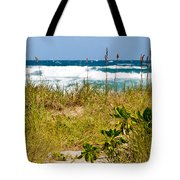 Its A Shore Bet Tote Bag by Michelle Wiarda