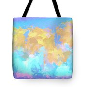 It's A Sunny Day  Tote Bag