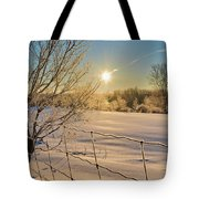 It's A Warm Cold... Tote Bag