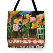 It's A Wonderful Day Tote Bag