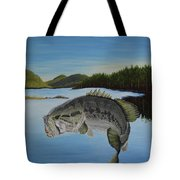 It's All About The Bass Tote Bag