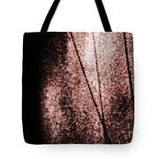 It's All Just Lines, The Sound And The Fury Tote Bag