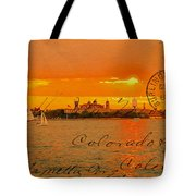 Its Beautiful Here In New York Tote Bag