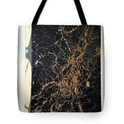 it's Black and Gold man Tote Bag