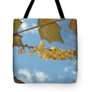 Its Blossoms Time Tote Bag