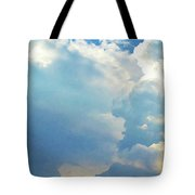 It's Clouds Illusions I Recall 1 Tote Bag