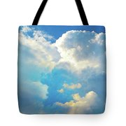 It's Clouds Illusions I Recall 2 Tote Bag