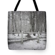 Its Cold Outside Tote Bag