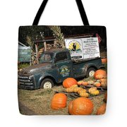 It's Fall At Sunrise Grocery Tote Bag