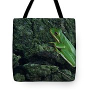 Its Hard To Be Green Tote Bag